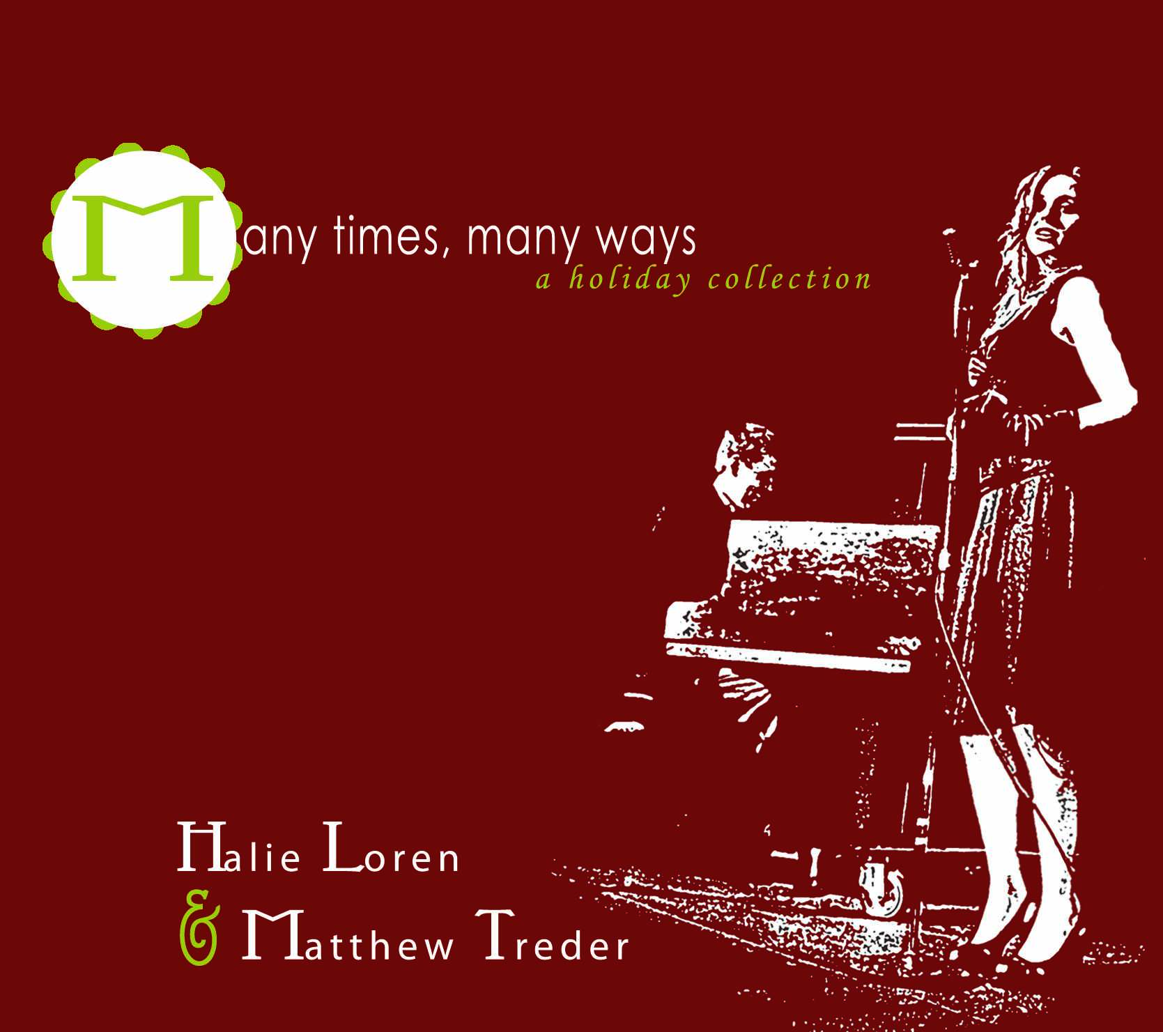 Halie Loren Discography of CDs